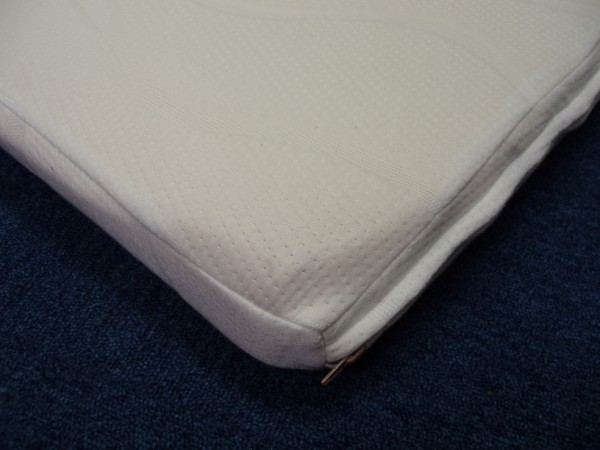 Coolmax Cover For 50mm Memory Foam Topper